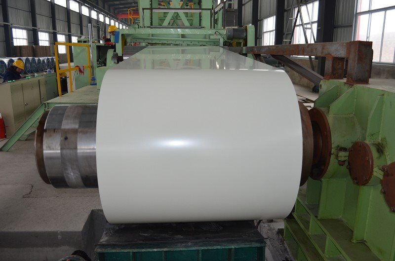 Prepained Galvanized and Aluzinc Steel Coil