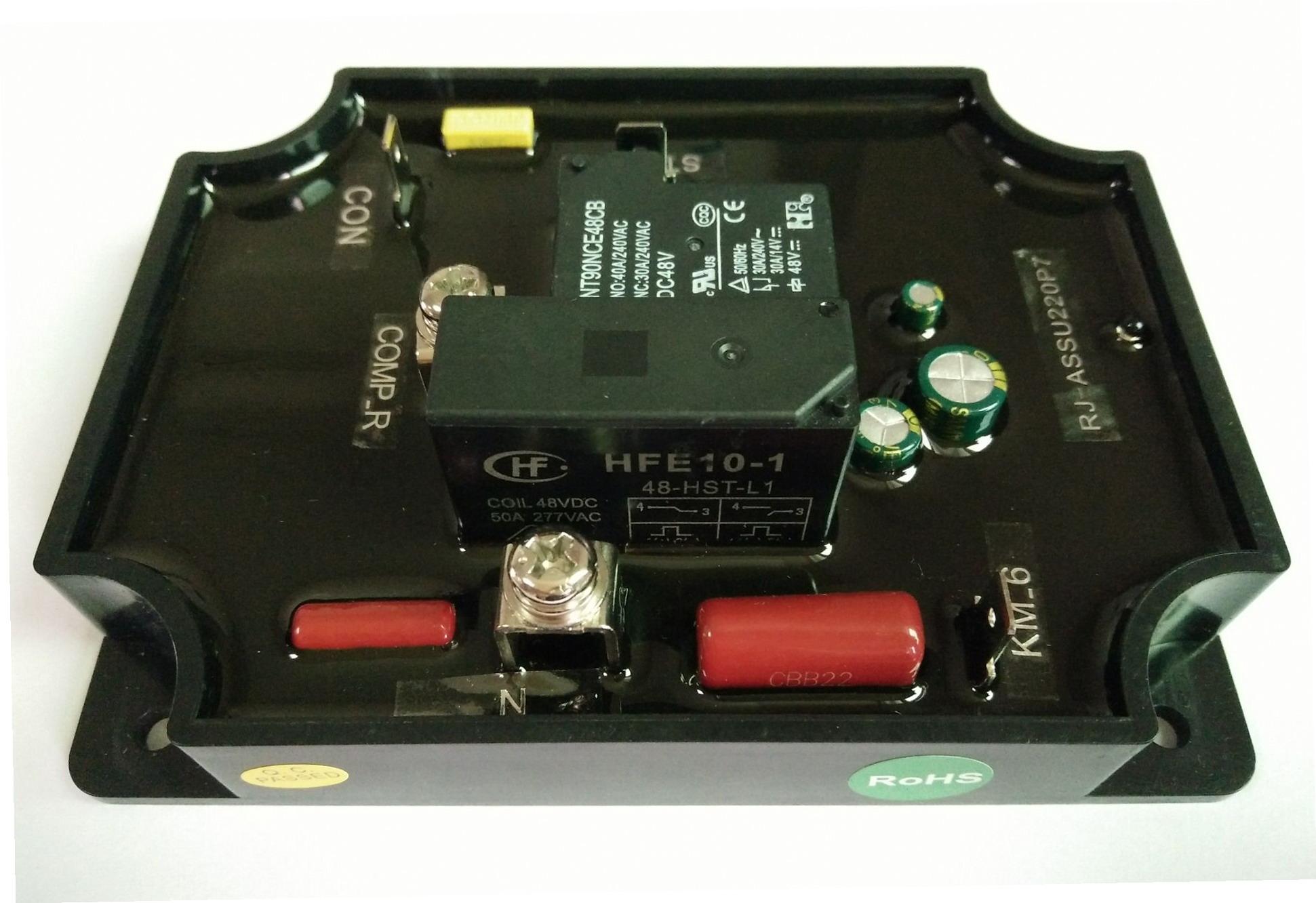 Air-Conditioner Soft Starter Rj-Assu220p7 for Single-Phase 220V 6p/7p