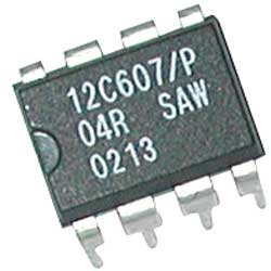 12c607 and 12c508 modchip