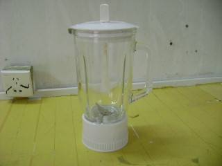 blender glass jar