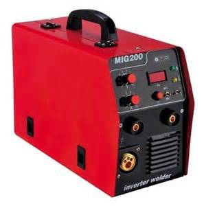 panasonic welding machine