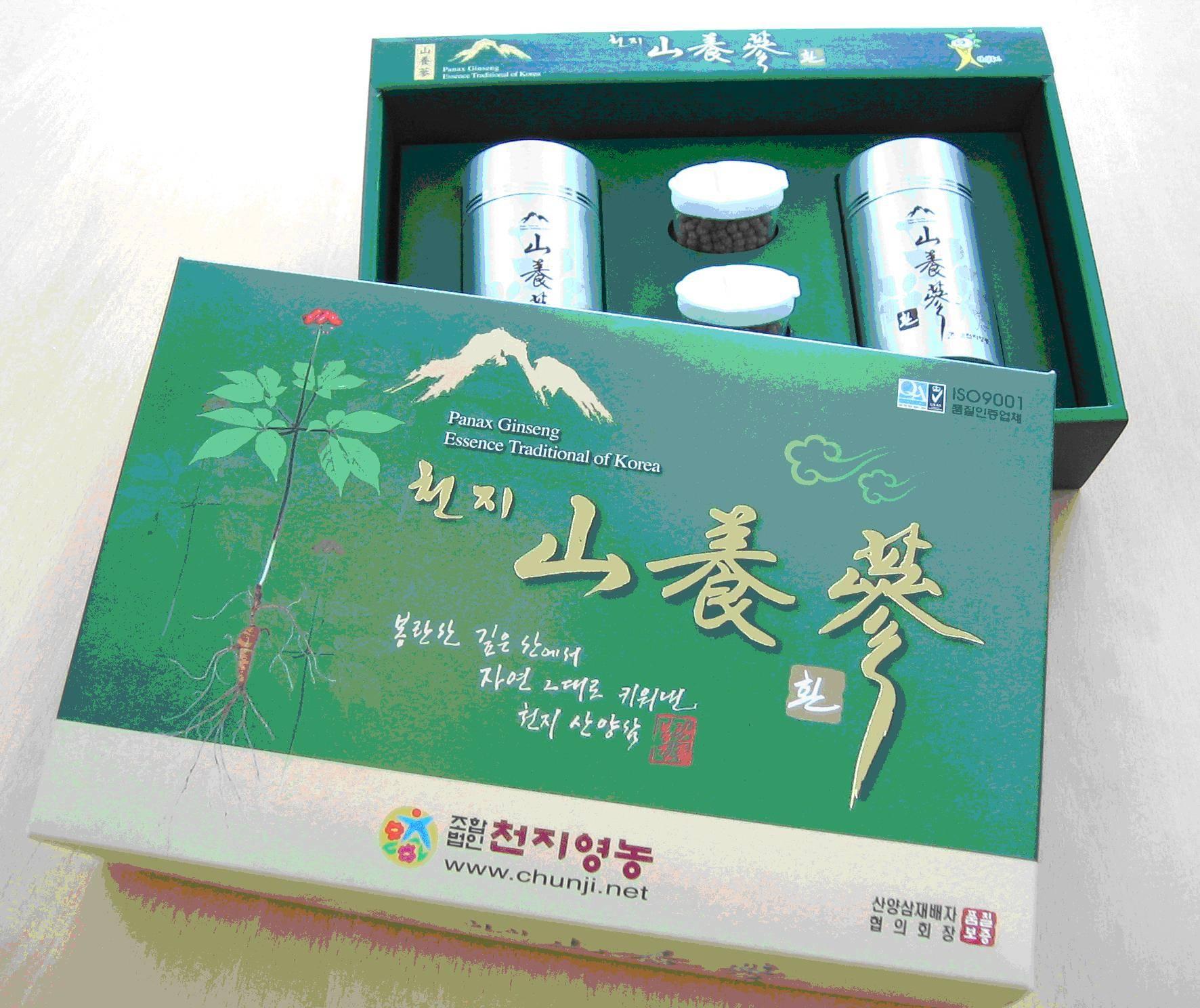 Wild ginseng(Sanyangsam) Pill