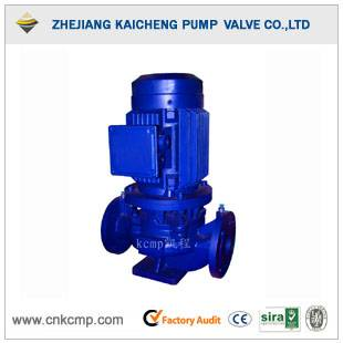 ISG vertical pipeline centrifugal pump