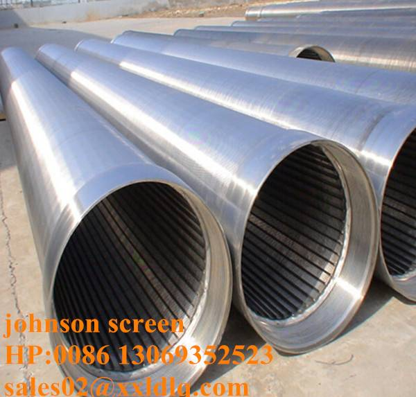 galvanized steel water well casing pipes and filters / screens