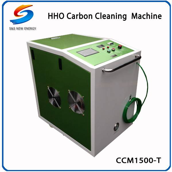Factory price hho engine carbon cleaning machine