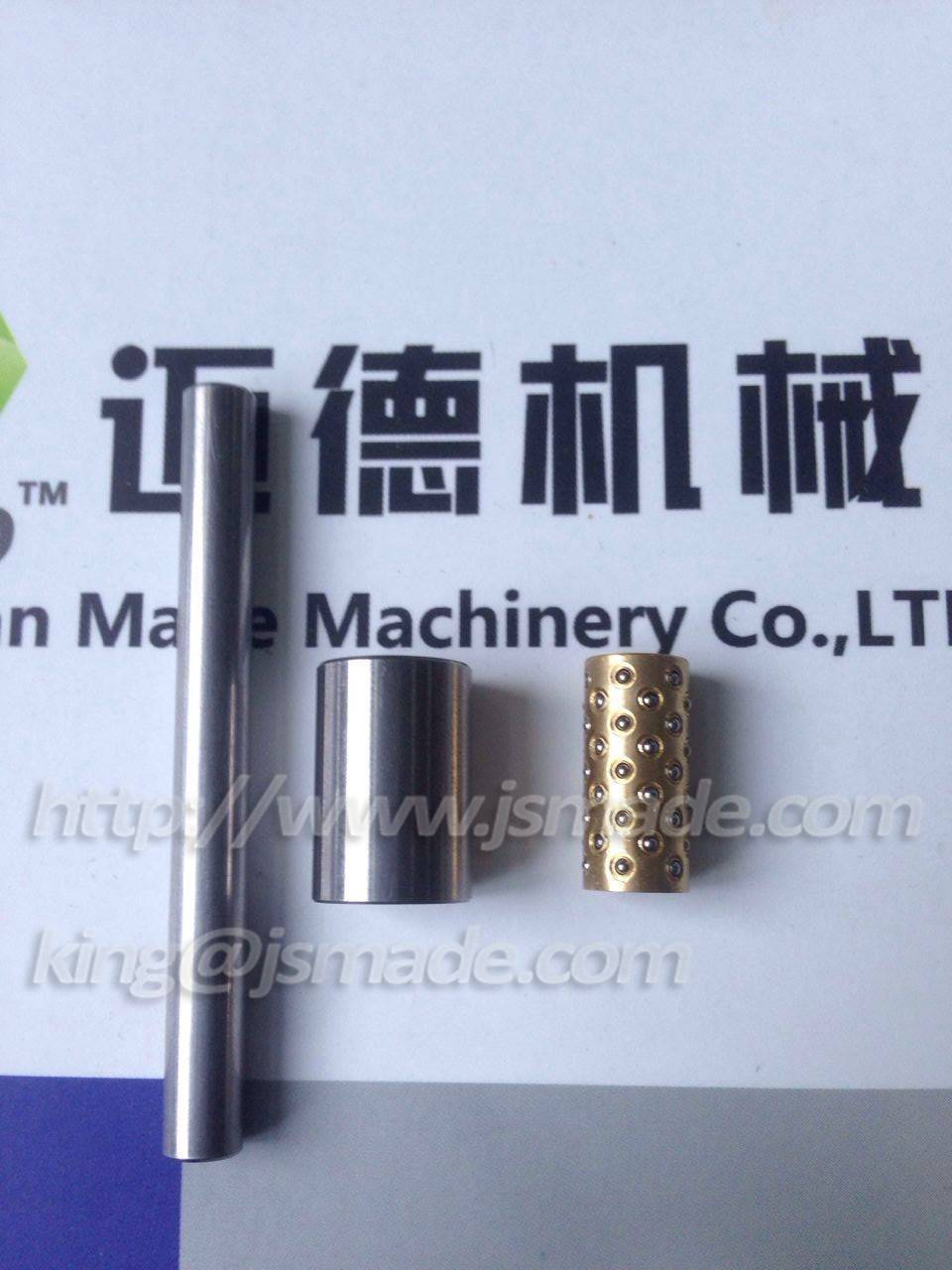 Bearing Retainers and Cages Linear bearing