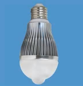 IR sensor led bulb motion led bulb human sensor led bulb