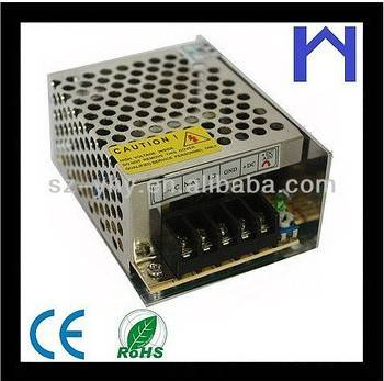 30W 15V 2.0A Single Output AC-DC Enclosed Power Supply