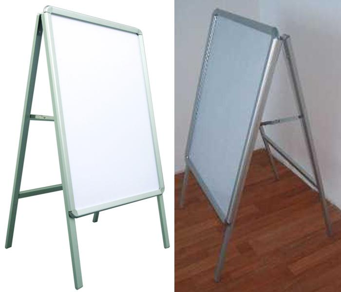 sell outdoor aluminum A-board frame