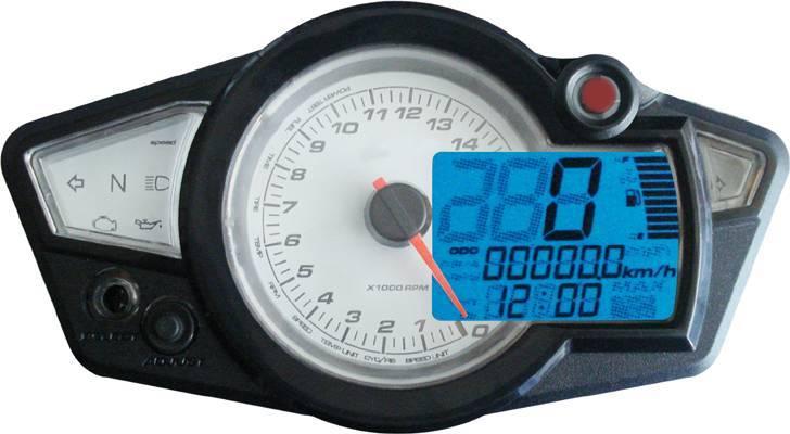 Sell digital gauge with step mtor
