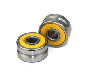track rollers Straightening roller bearing ball bearing 608ZZV1.5-90, 6262RSV2-120, 626ZZV1-90, 6352