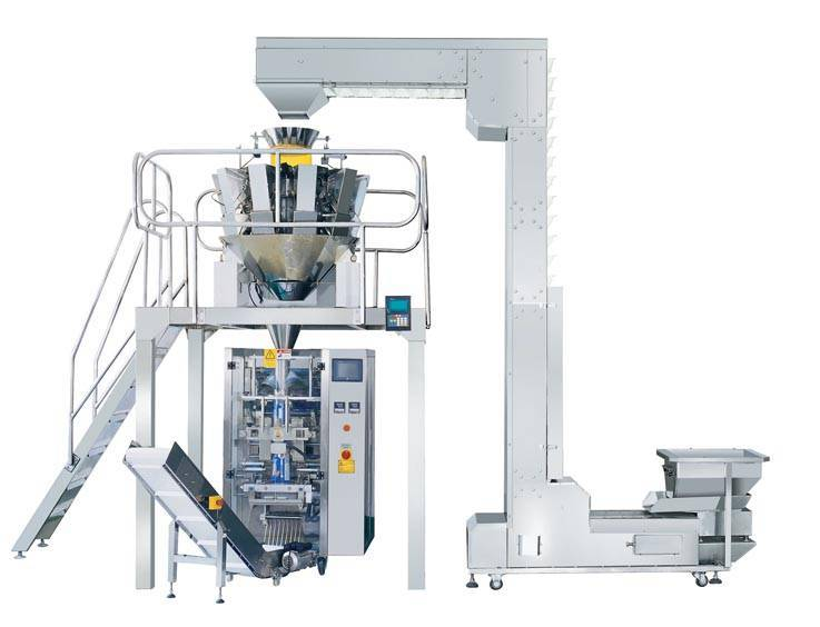 Vertical Packaging Machine QN-420
