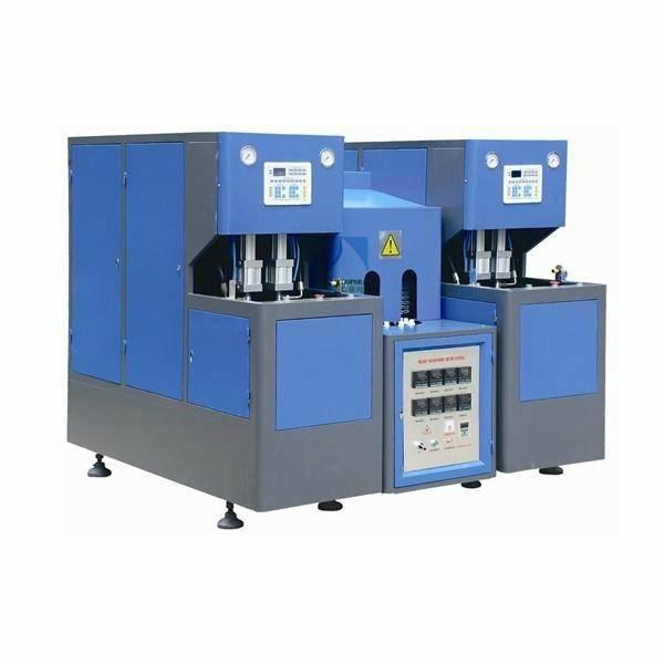 Semiautomatic PET Bottle Blowing Machine / Blow Moulding Machinery