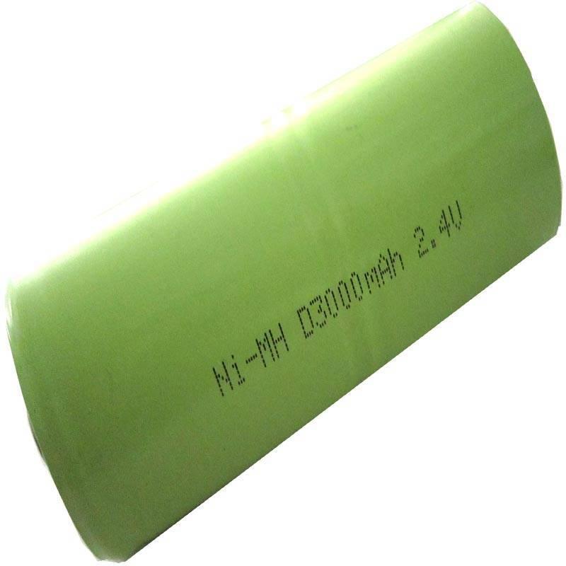 Ni-Mh high capacity battery