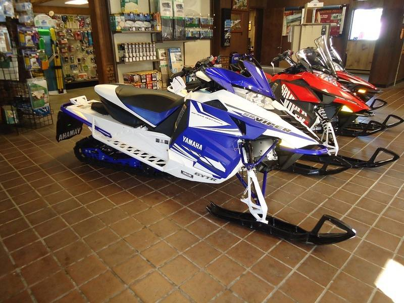 2015 Yamaha Snowmobiles For Sale