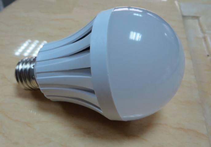 Factory Price Plastic E27 7W Led bulb