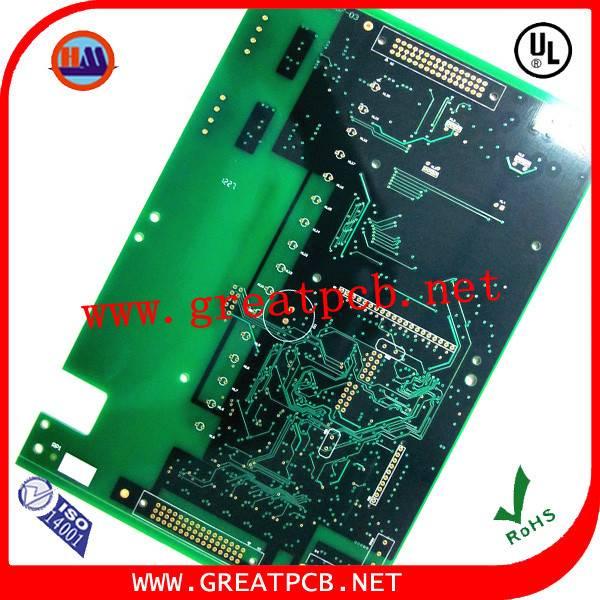 4 layer printed circuit board