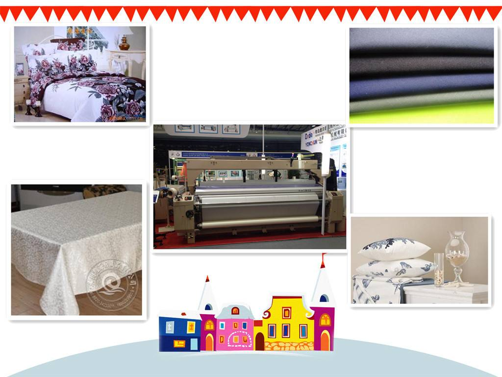 SD822-340CM WATER JET LOOM FOR HOME TEXTILE CLOTH