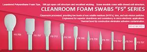 Cleanroom Foam swab,ESD Foam Swab,Cleanning Foam Tipped Swabs