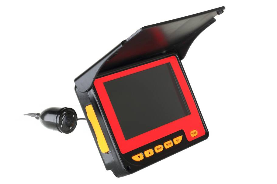 underwater video camera, fishing camera,fishing finder