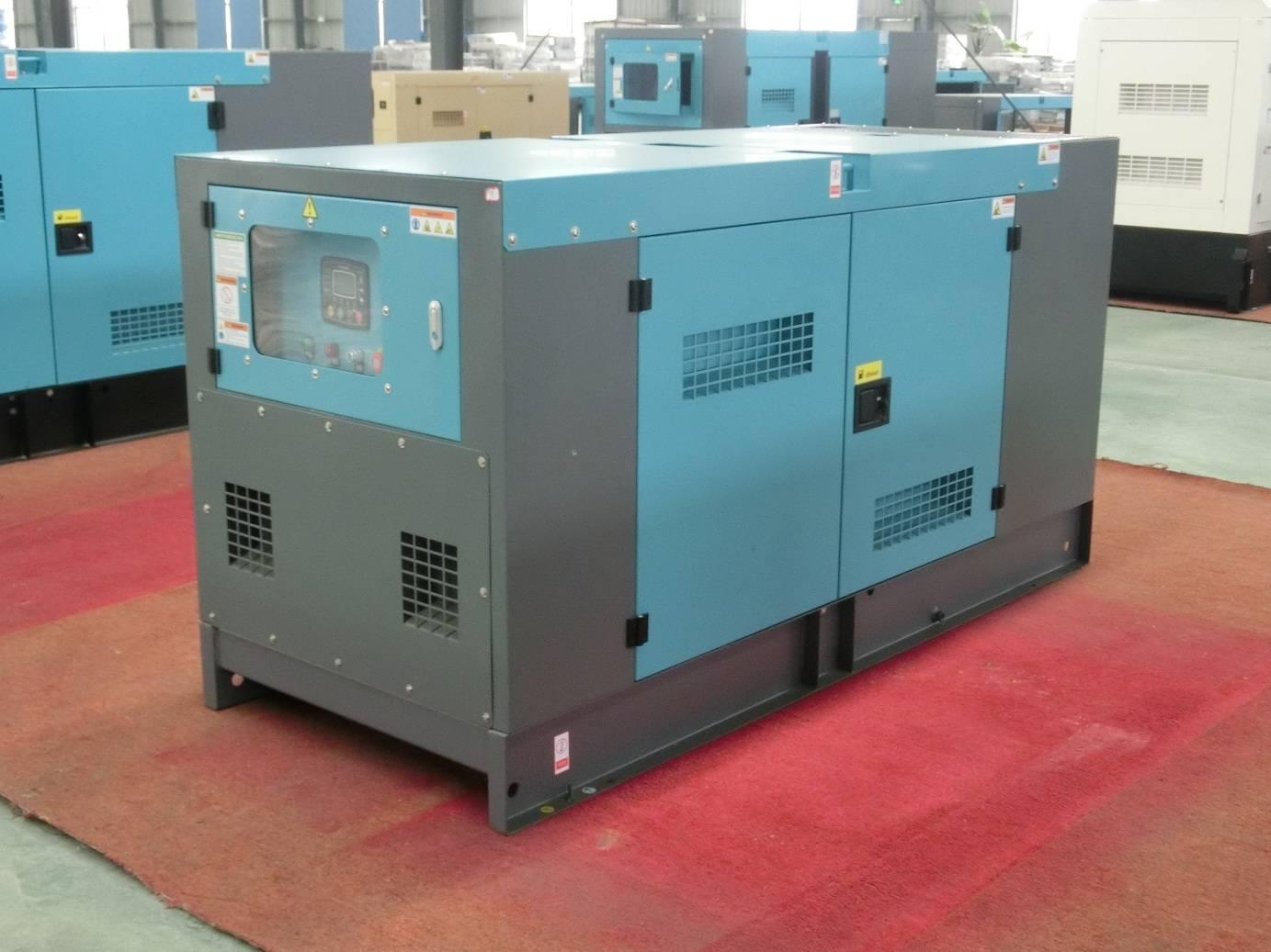 Hot Sale 6BTA5.9-G2 Engine 100kw 125kva Canopy Diesel Generator