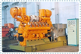 Gas generator sets and other CNG products