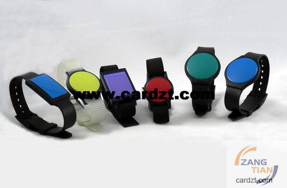 passive rfid proximity id bracelet/wristbands