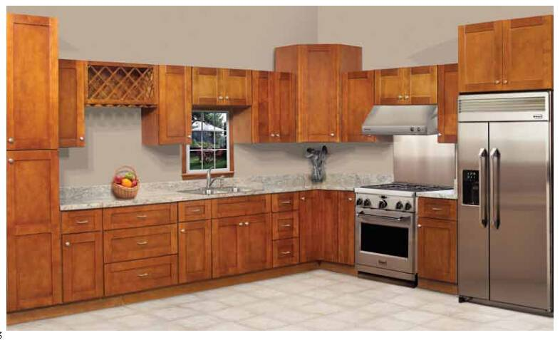 Full overlay kitchen cabinets plywood shelves solid wood drawerbox