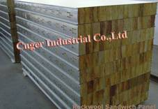 sell Rockwool /glasswool Sandwich Panel