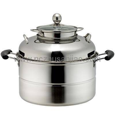 Food Steamer (Patent Water Controlled)
