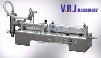 VRJ--DY One Head Liquid Filling Machine