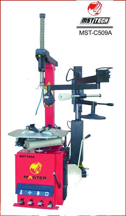 Tyre Changer MST-C509A Tire Remover Motor Tyre Changer Wheel Repair Equipment For vehicles