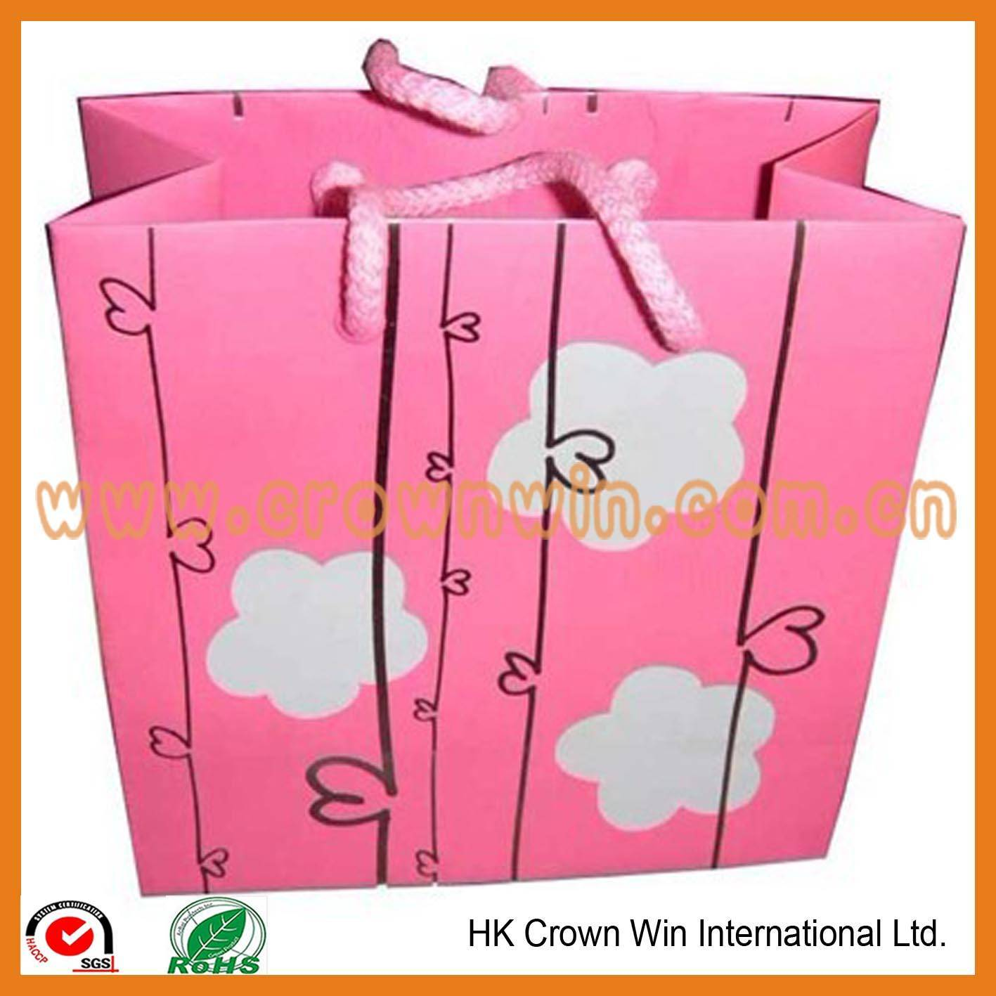 Shopping gift Paper bags