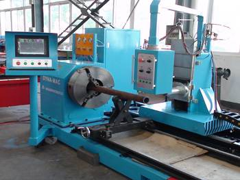 Pipe CNC Profile Cutting Machine