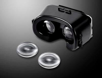 PMMA VR Fresnel Lens VR80-50 from South Korea