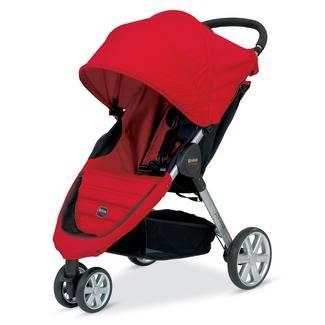 Britax B-Agile Stroller $156.49 + FREE Gift