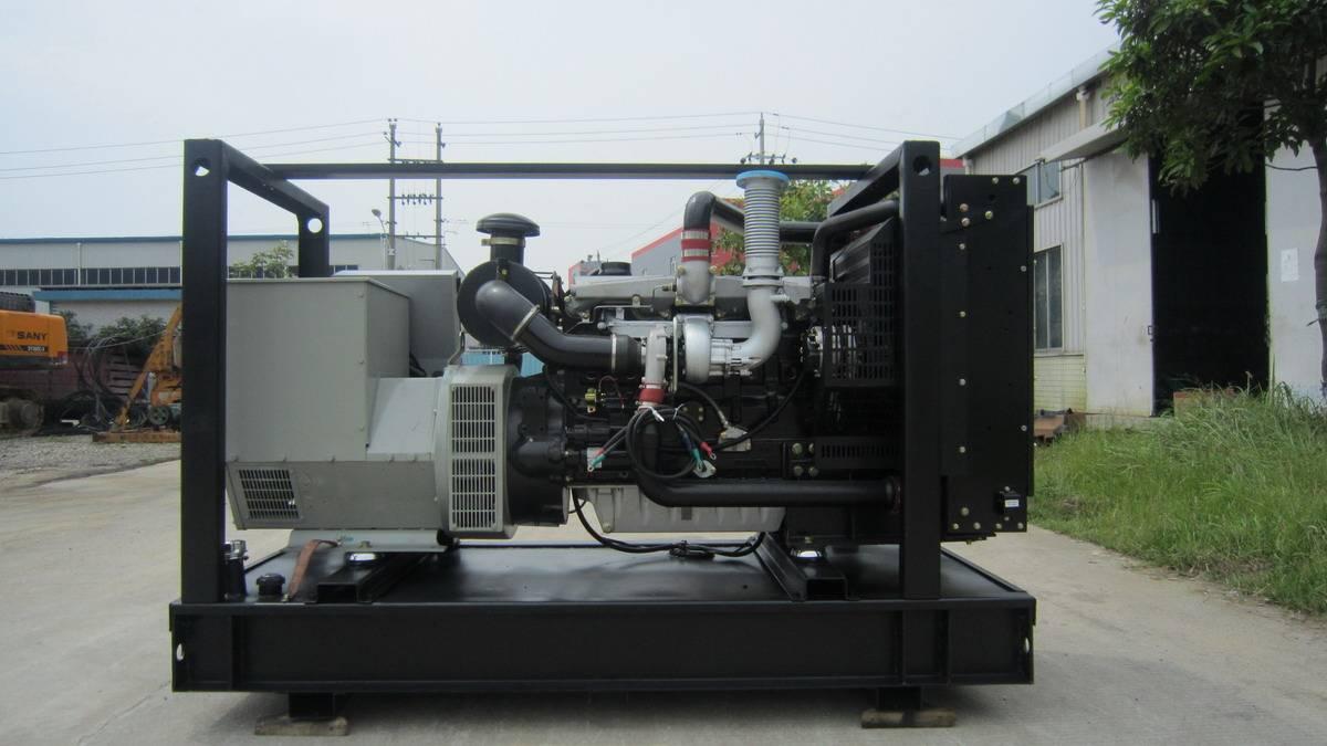 Generator with Lovol Diesel Engine Stamford Alternator at 1800RPM 60Hz