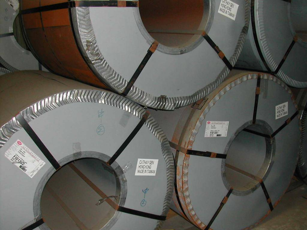 COLD ROLLING STEEL COILS