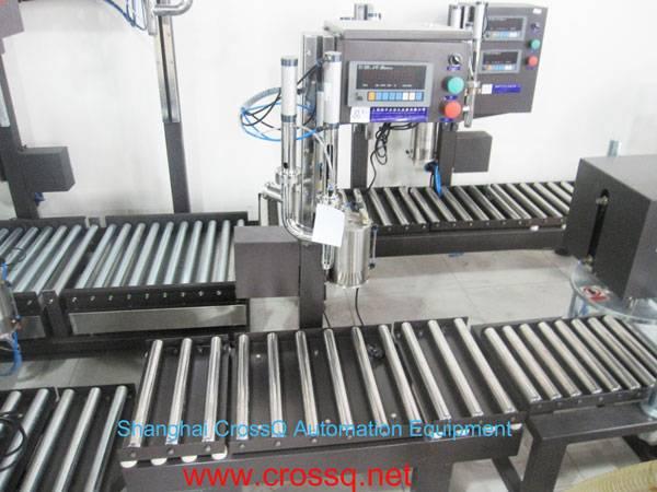 Weighing Filling Machine FM-SW/20L
