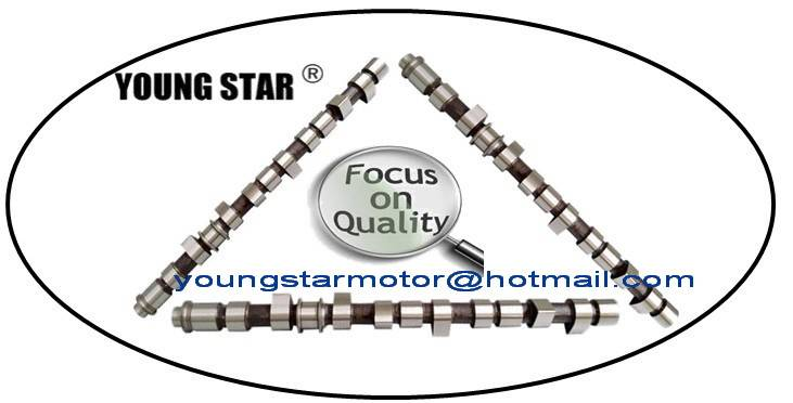 CAMSHAFT DAEWOO MATIZ MODEL 96571295 M s n is youngstarmotor (at) hot m a i l ( dot ) c o m YOUNG ST