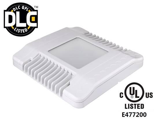 dlc ul led canopy light