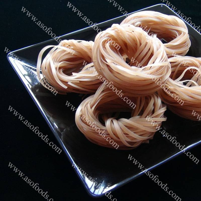 Sell gluten free & non-gmo brown rice noodle manufacturer
