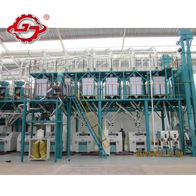 60T/D wheat flour mill in China