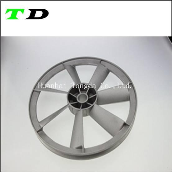 Machining use aluminium die casting part