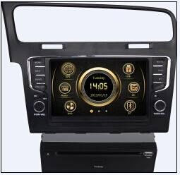 car dvd for VW Golf7