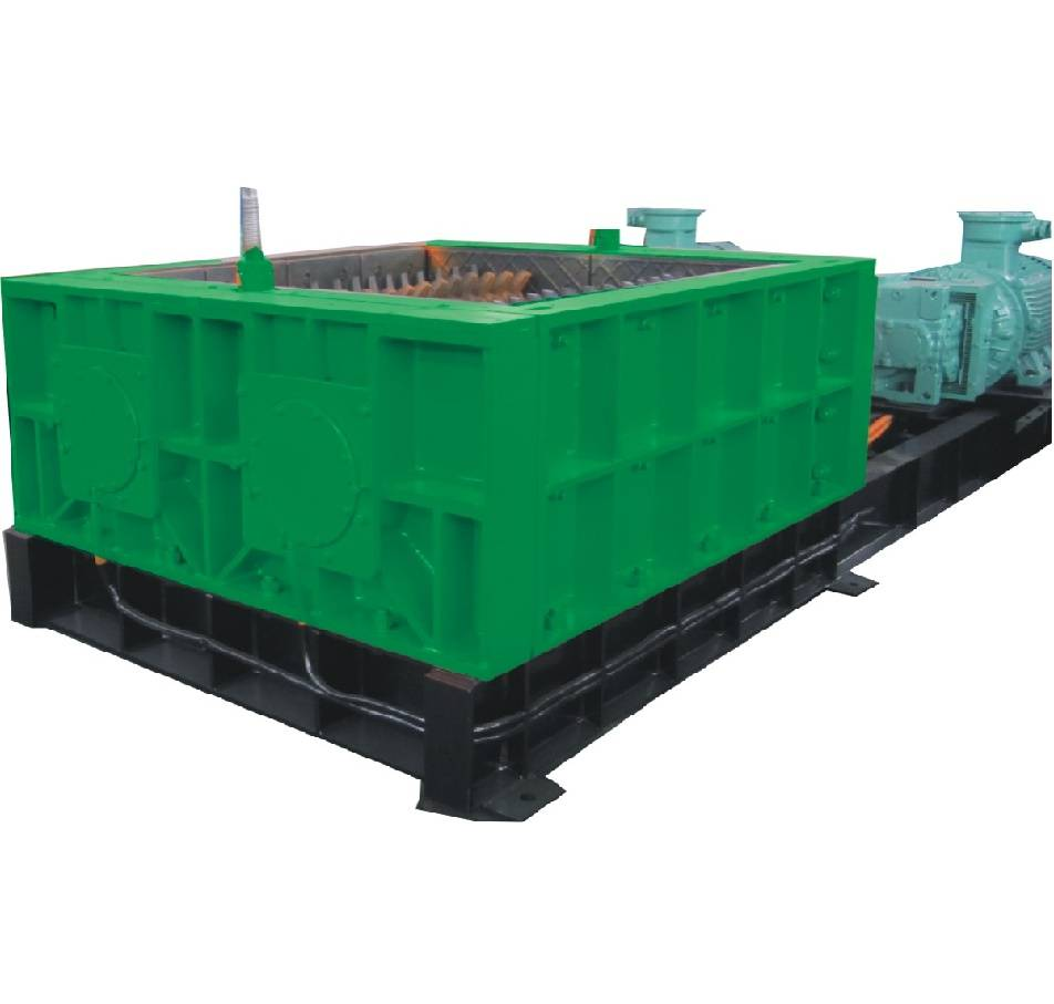 HLPMB Double Roll Crusher
