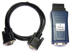 Nissan Counsalt Diadnostic Interface Support 1989-2000