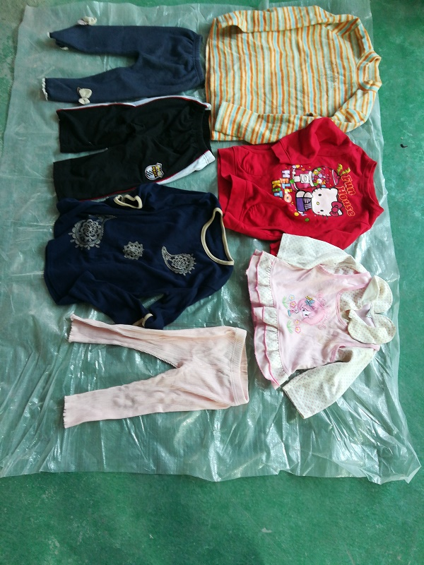 used clothing for sell