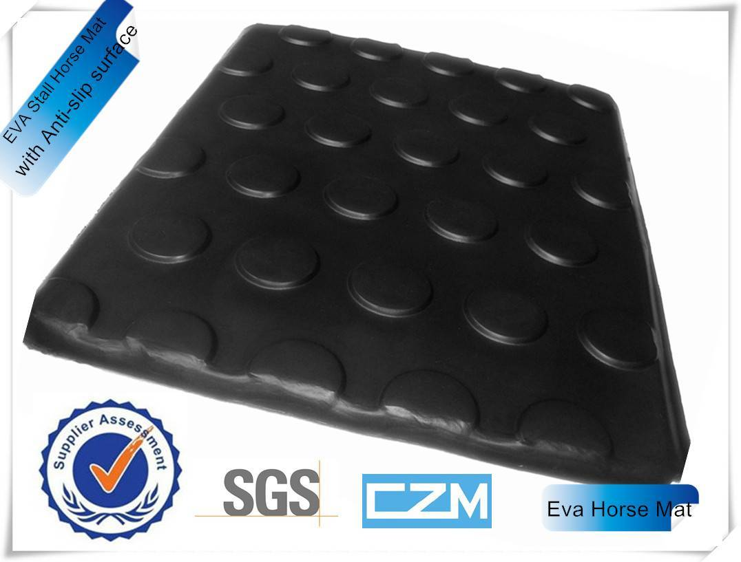 EVA Stall Horse Mat with Anti-slip surface