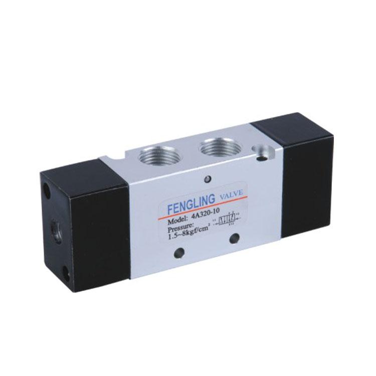 Low-cost pneumatic control valve solenoid valve 4A320-10